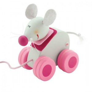 Pull Along Mouse