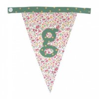 Floral Alphabet Letter Bunting from Bombay Duck: G
