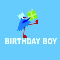Birthday Card - Birthday Boy