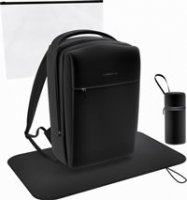 Uchi Black Baby Changing Backpack