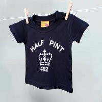 Half Pint T-shirt in Black