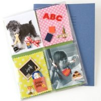 Clippykit Exercise Book Covers - Set of 3