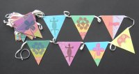 Bright Bunting from Talking Tables