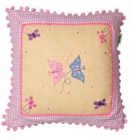 Butterfly Cottage Cushion Cover from Win Green
