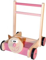 Cat Baby Walker & Push Along from Scratch
