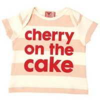 Cherry On The Cake T-Shirt from No Added Sugar