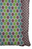 Cot Quilt / Playmat in Owl Print from Cloud Cuckoo