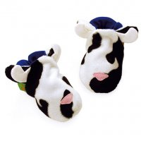 Cow Soft Baby Shoes