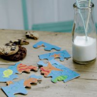 Create-It Jigsaws Kit: Medium Make-It Kit