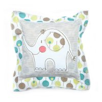 cushion with elephant from Ella & Otto