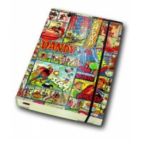 Dandy Pop Art A6 Journal