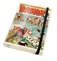 Dandy Cover Art A6 Journal