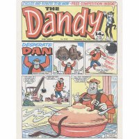 Dandy Wall Canvas - Cow Pie