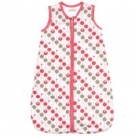 Baby sleeping bag in Lollipop Rose from Ella & Otto