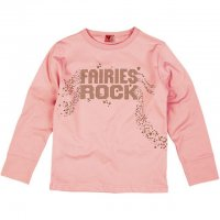 Fairies Rock Long-Sleeved T-Shirt from No Added Sugar