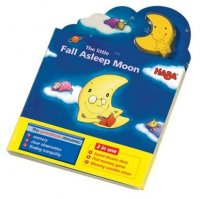 The Little Fall Asleep Moon Book & Game from Haba