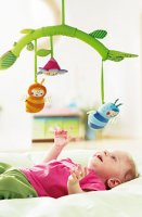 Fireflies Cot Hanging Mobile From Haba