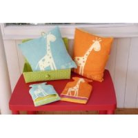 Juwel Cushion from David Fussenegger - Giraffe
