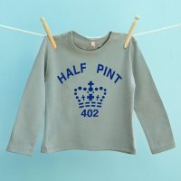 Half Pint T-shirt in Grey