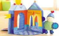 Castello Soft Toy from Haba
