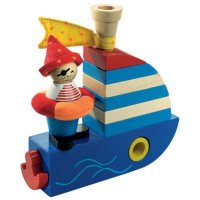 Sea Dog Stacking Toy from Haba