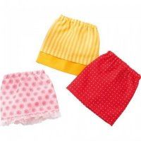 Set of Skirts for 30cm and 34cm Haba Dolls