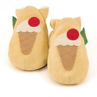 Ice Cream Soft Baby Shoes