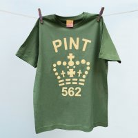 Pint T-shirt in Khaki