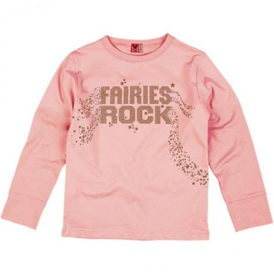 Fairies Rock Long-Sleeved T-Shirt from No Added Sugar - Click Image to Close