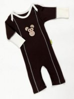 Monkey Playsuit from No Added Sugar