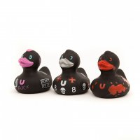 Mini Luxury Rebel Duck Set