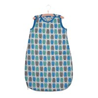 2.5 tog baby sleeping bag in Monkey print from Cloud Cuckoo
