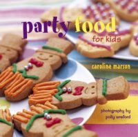 Party Food for Kids book