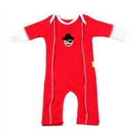 Pirate Playsuit from Funky Feet Fashions