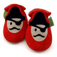 Pirate Soft Baby Shoes
