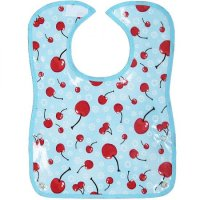 Pop bib: Cherries