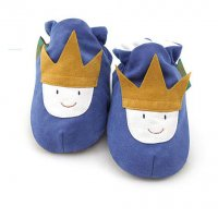 Prince Charming Soft Baby Shoes