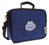 Hungry Jungle Lunch Bag - Spider