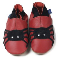 Spider Leather Baby Shoes