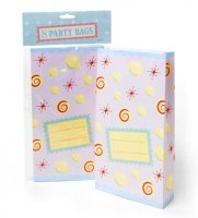 Pack of 8 Time For Tea Party Bags
