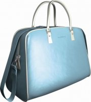 Uchi Pale Blue Baby & Travel Bag