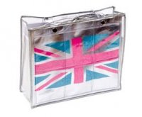 Union Jack Liner for Small Clippykit Bag