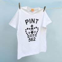 Pint T-shirt in White