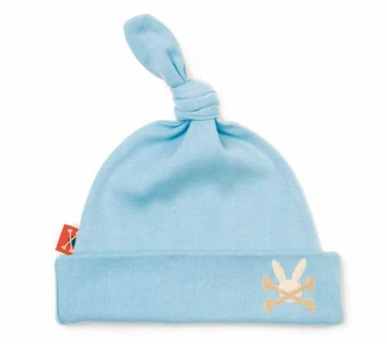 No Added Sugar Pixie Hat in Pale Blue - Click Image to Close
