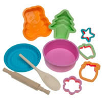 Silicone Baking Set