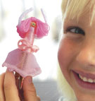 Mini Make-It Kit: Create-It Prima Ballerina Kit