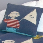 Juwel Cushion from David Fussenegger - Pirate