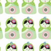Russian Doll Gift Wrap