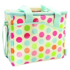 Dotty Family Cool & Picnic Bag