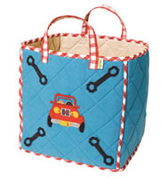 Garage Toy Bag from Win Green